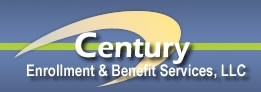 logo for century enrollment and benefit services