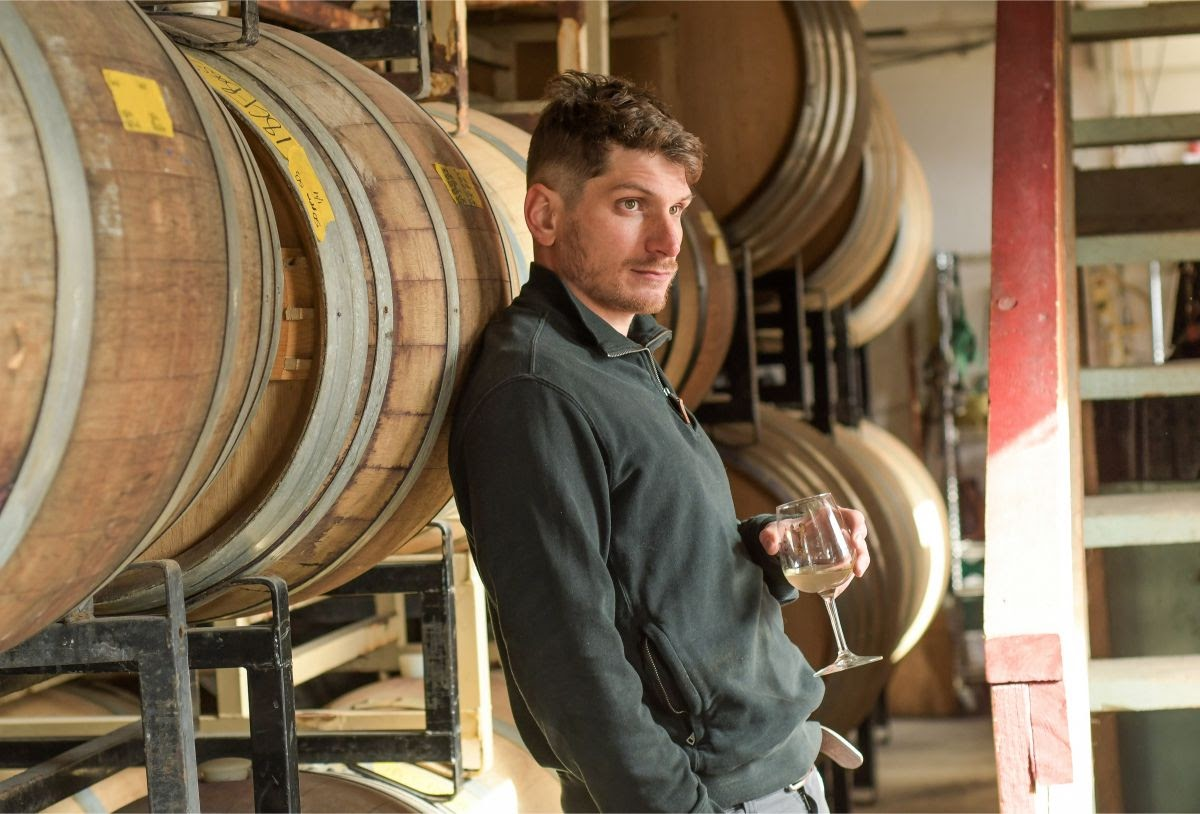Osmote Wine is finding balance at home