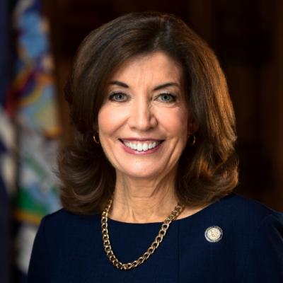 Lieutenant Governor Kathy Hochul